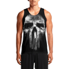 Punisher / Guys Tank Tops - See for yourself! Workout Custom Comics tanktops