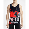 Revenge / Guys Tank Tops - Cover yourself with 25% off New Arrivals Online Awesome tanktop