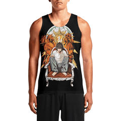 Ryuzaki / Guys Tank TopsBuy Hot Custom Funny Tank Must Have Men Long Top OSOM WEAR