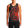 Targaryen / Guys Tank Tops - Finally, a coat of arms for gamers! Buy Hot Men Cool vest