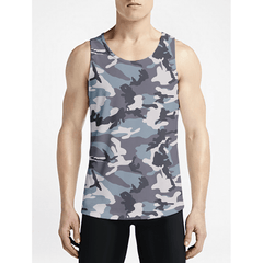 Urban Camo / Guys Tank TopsGift NowMen Long Tank Tops Buy Hot Guys Muscle Tank OSOM WEAR