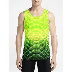 Viper / Guys Tank TopsMust Have Custom Long Tank-Tops Must Have Boys Fashion Tank Top OSOM WEAR