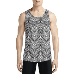 Ziggy / Guys Tank TopsGet Best Men Funny Tank Buy Hot Custom Trippy Tank-Top OSOM WEAR