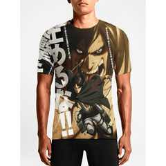 Attack On Titan / Guys TeesShop Online Men's Awesome T- shirts Find Stylish Sexy Sports T shirts OSOM WEAR Abstract Anime Art Comics Fantasy Gaming Horror Minimalistic Movies Music TV Shows Sports
