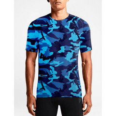 Depth Camo / Guys TeesNew Styles Men's Sports T. shirts Gift GuySports Custom T'shirts OSOM WEAR Abstract Anime Art Comics Fantasy Gaming Horror Minimalistic Movies Music TV Shows Sports
