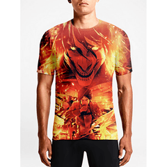 Eren Jaeger / Guys TeesGift Man Anime T.shirts Buy Hot Man TV T'shirts OSOM WEAR Abstract Anime Art Comics Fantasy Gaming Horror Minimalistic Movies Music TV Shows Sports