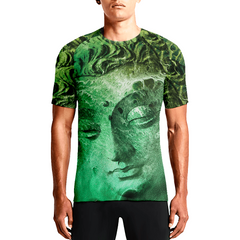 Jade Buddha / Guys TeesNew Styles Men's TV T-shirts Buy Hot Guys Sports Custom T'shirts OSOM WEAR Abstract Anime Art Comics Fantasy Gaming Horror Minimalistic Movies Music TV Shows Sports