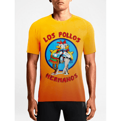 Los Pollos Breaking Bad / Guys TeesFind Stylish GuyCool T.shirts Buy Hot GuySports T-shirts OSOM WEAR Abstract Anime Art Comics Fantasy Gaming Horror Minimalistic Movies Music TV Shows Sports