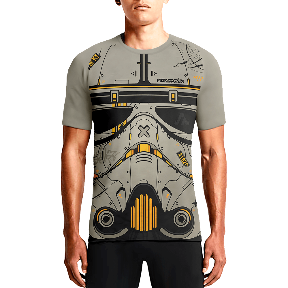 Sand Trooper / Guys Tees - I got chills when I saw this tee Must Have Men's Printing t'shirts