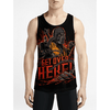 Scorpion / Guys Tank Tops - Newly added clearance items! Graphic Guy Printing sleeveless