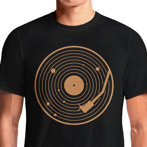 Music DJ T-Shirts India Funny Quotes T Shirts Online Shopping Graphic Funky Printed Cool Tees For Mens Slogan Womens Clothing Casual Round Neck