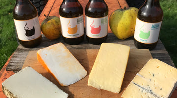 Cheese and Cider Pairing Event - Video and Tasting Notes
