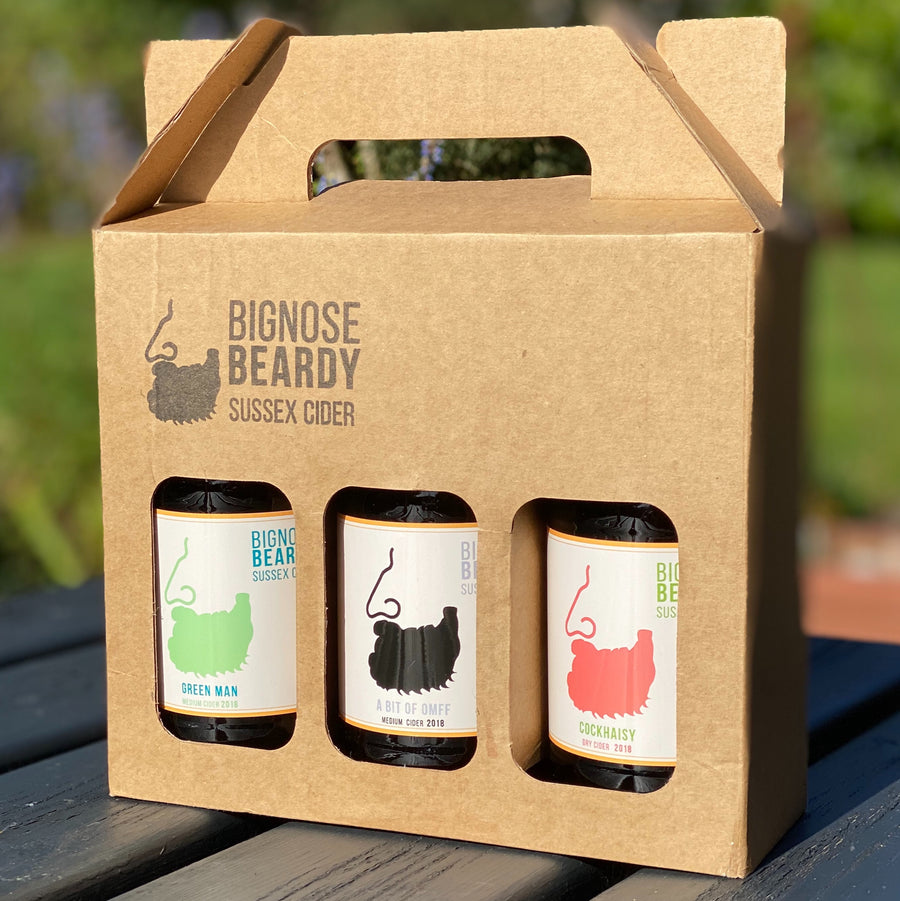 Three Bottle Taster Gift Pack