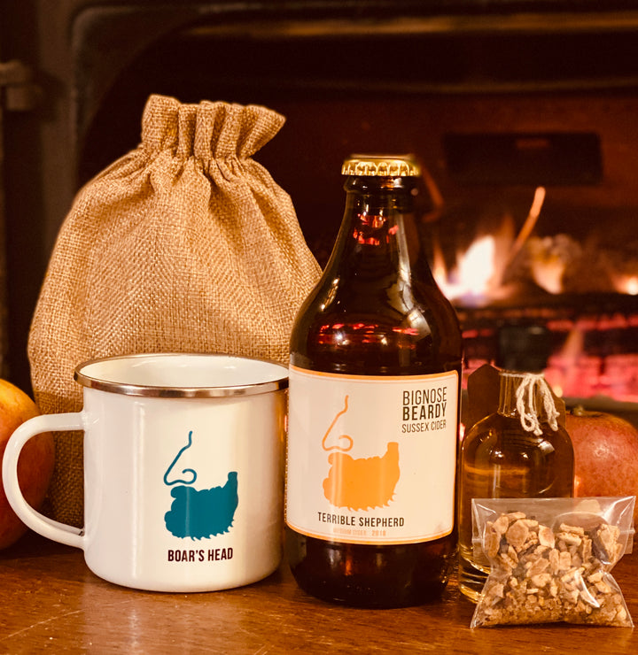 Cider Hot Toddy and Mulling Kit