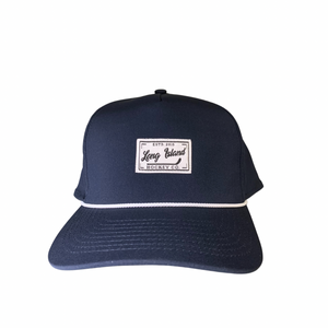 Woven Label Rope Hats