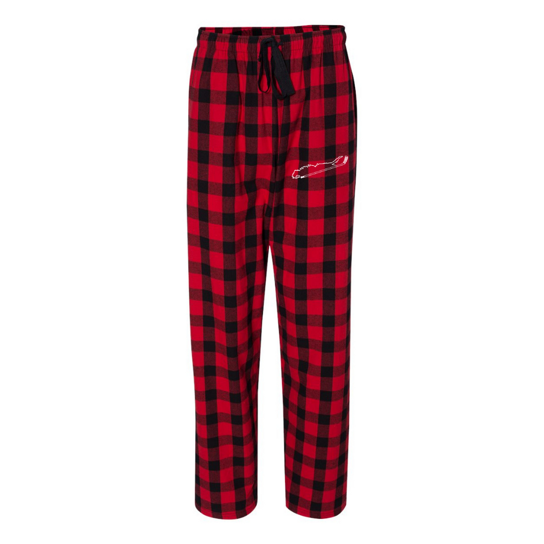 Flannel Island Stick Pants