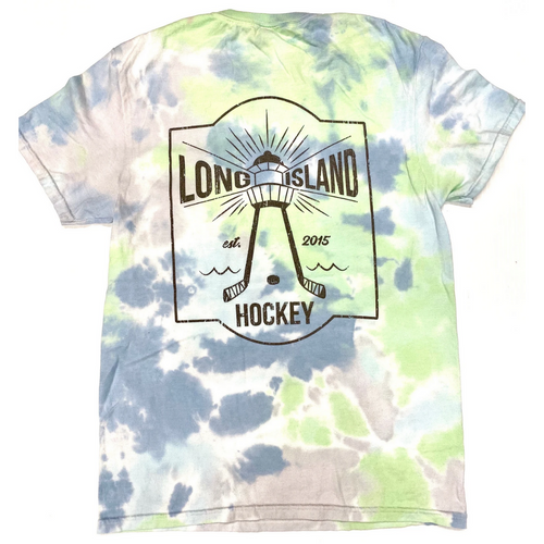 Lighthouse Tie Dye Tee