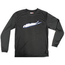 Load image into Gallery viewer, Long Island Hockey Rink Dri-Fit Long Sleeve Shirt