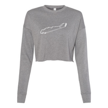 Load image into Gallery viewer, Women's Cropped Crewnecks
