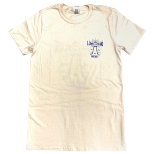 Lighthouse Tee - Natural