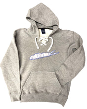 Load image into Gallery viewer, Long Island Hockey Rink Lace Up Hoodies