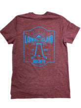 Load image into Gallery viewer, Lighthouse Tee - Maroons