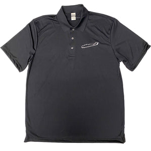 Long Island + Hockey Stick Dri-Fit Golf Shirt