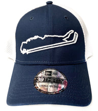 Load image into Gallery viewer, Long Island + Hockey Stick x New Era Stretch Fit Hat