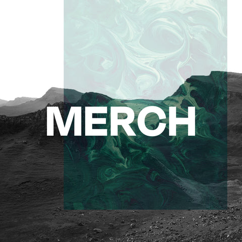 Merch from our Teemill store
