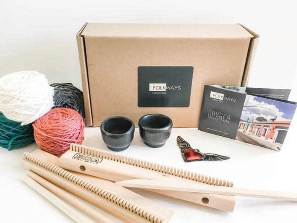 Personalize your gift by choosing any combination of our craft kits, materials, and artisan goods. Everything is beautifully packaged. Gift message is available upon request.
