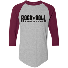 Load image into Gallery viewer, Rock Camp baseball Tee