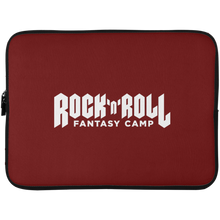 Load image into Gallery viewer, Rock Camp Laptop Sleeve - 15 Inch