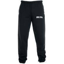 Load image into Gallery viewer, RRFC Sweatpants with Pockets white logo