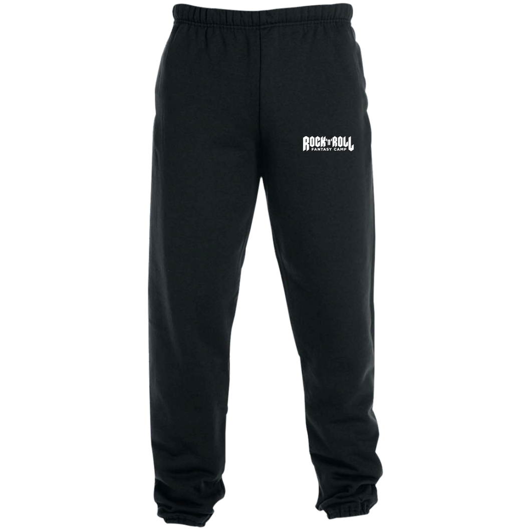 RRFC Sweatpants with Pockets white logo