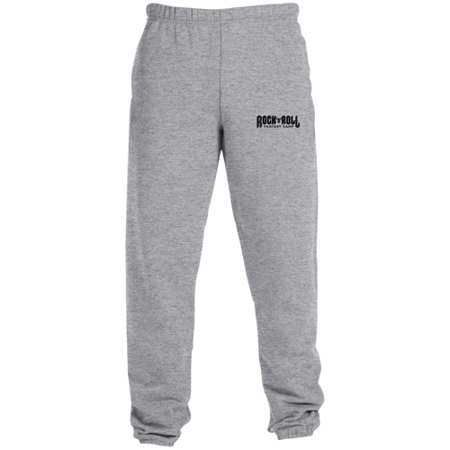 RRFC Sweatpants with Pockets black logo