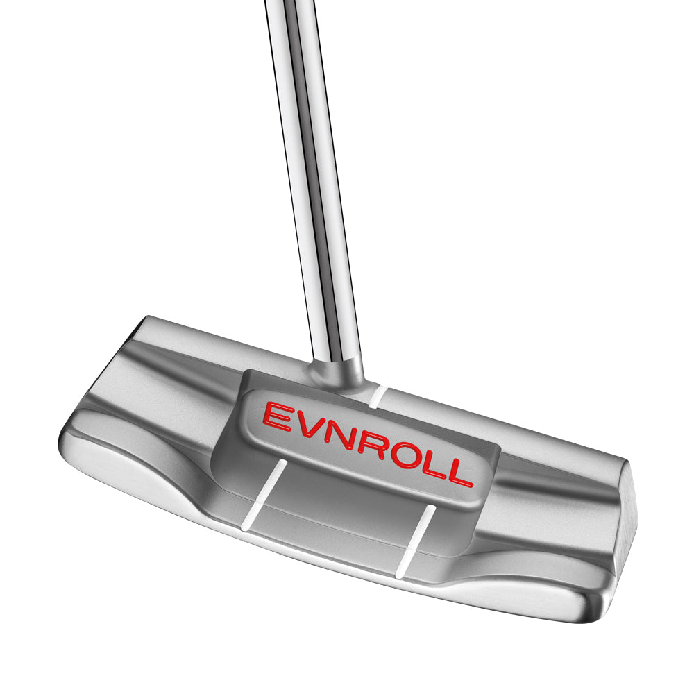 EVNROLL ER6 iRoll BLACK MALLET UNCUT RIGHT HAND PUTTERS