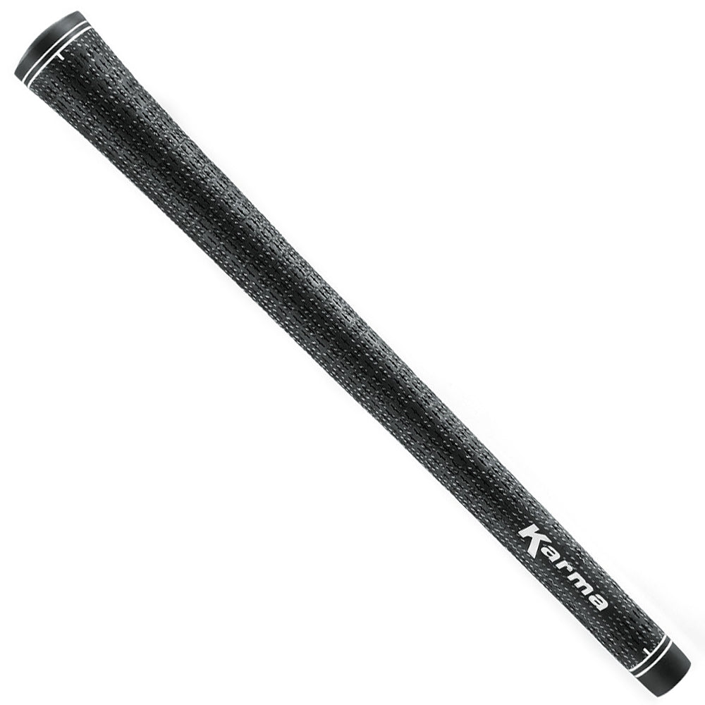 KARMA VELOUR FULL CORD STANDARD GRIP - BLACK