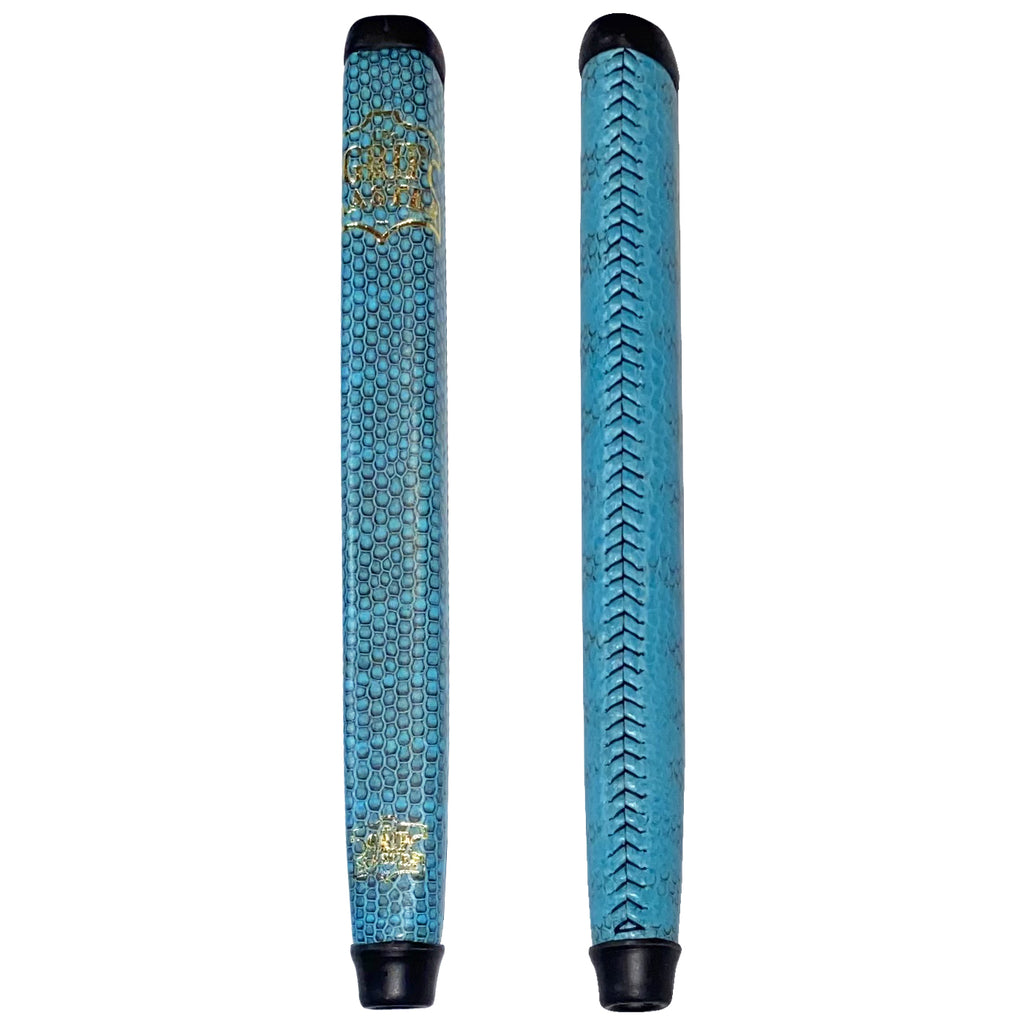 GRIP MASTER XOTIC MUSK WATER SNAKE SEWN TOUR PUTTER GRIPS