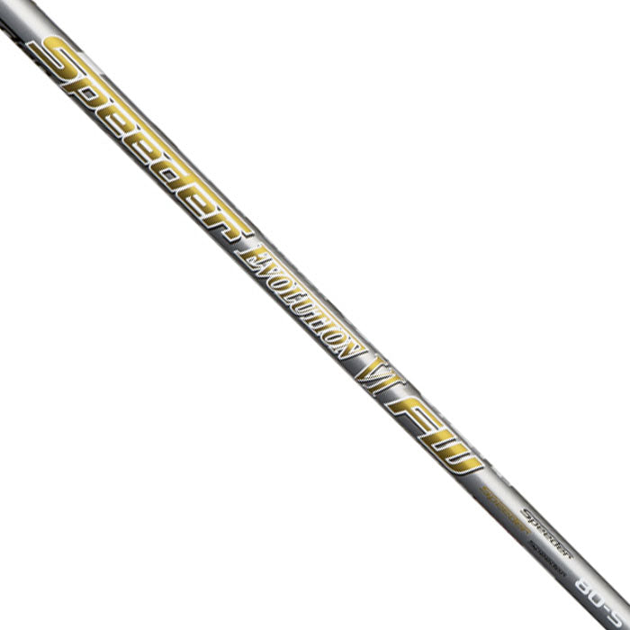 FUJIKURA SPEEDER EVOLUTION VI 80 FAIRWAY SHAFTS