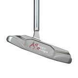 GAUGE DESIGN DEVON SS CENTER PUTTER - UNCUT