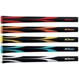 IOMIC ART GRIP SERIES STICKY OPUS BLACK 1.8