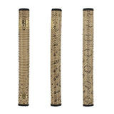 GRIP MASTER XOTIC FEATHERLITE-27 SNAKE SKIN BONE PUTTER GRIPS