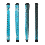 GRIP MASTER XOTIC MUSK WATER SNAKE SKIN BLUE MIDSIZE PUTTER GRIPS