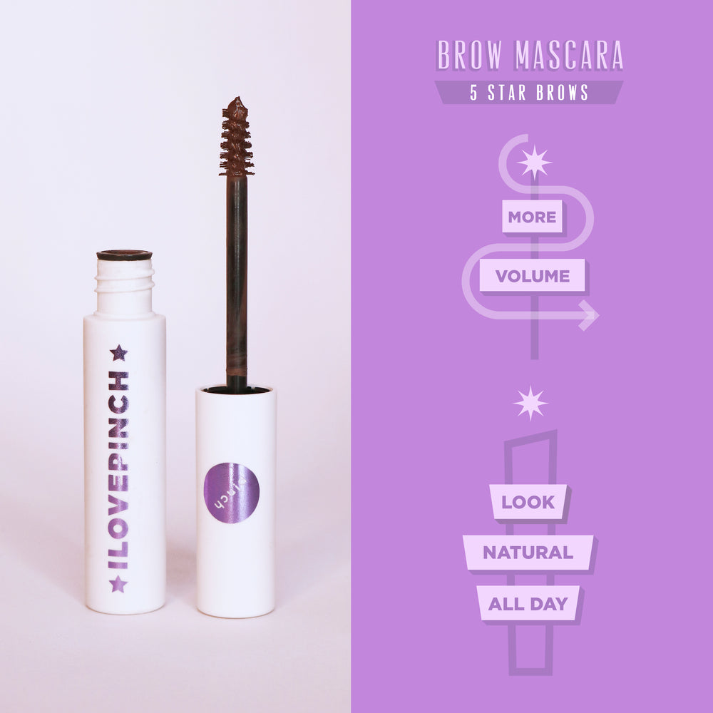 Brow Mascara BROWTEL - 5 star Brows
