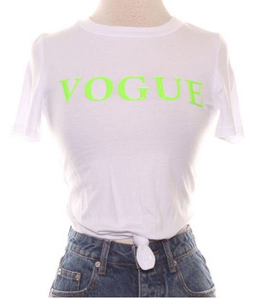 Vogue Cropped Top