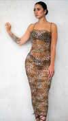 Dangerous Leopard Dress
