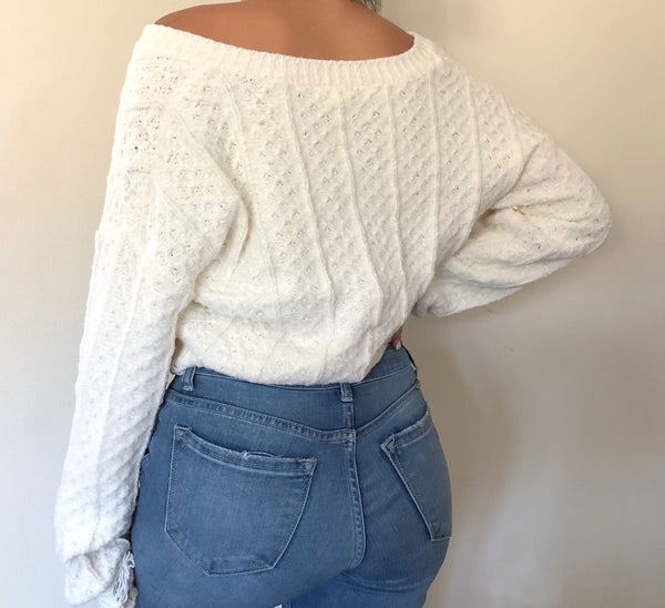 So Cozy sweater Top