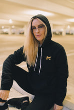 Load image into Gallery viewer, Gold Logo Hoodie - Unisex