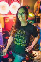Load image into Gallery viewer, Let's Play Tee - Unisex