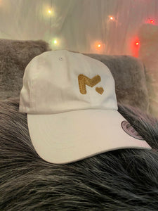 M Logo Dad Hat